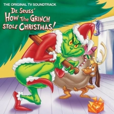 Various artists - Dr Seuss' How The Grinch Stole Christmas