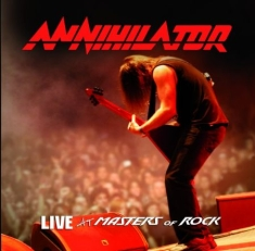 Annihilator - Live At Masters Of Rock