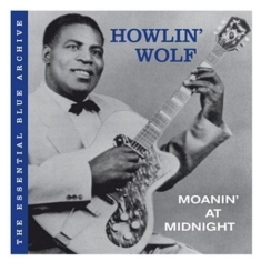 Howlin' Wolf - Essential Blue Archive:Moa