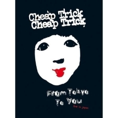 Cheap Trick - From Tokyo To You/Special One (Dvd+