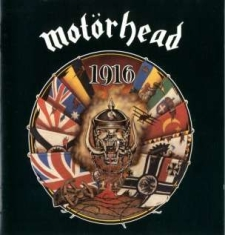Motorhead - 1916 - Expanded Edition