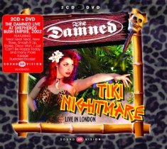 Damned - Nightmare - Live 2002 (2Cd+Dvd)