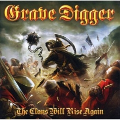 Grave Digger - Clans Will Rise Again
