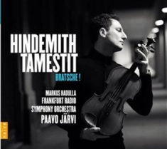 Hindemith - Works For Viola