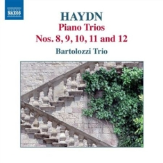 Haydn - Piano Trio Vol 4