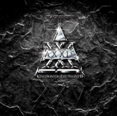 Axxis - Kingdom Of The Night Ii Black Editi