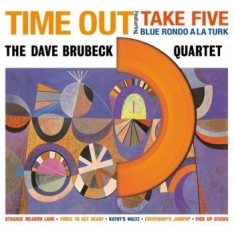 Dave Brubeck Quartet - Time Out - Coloured Vinyl