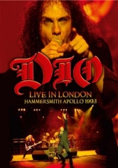 Dio - Live In London - Hammersmith Odeon