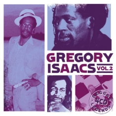 Gregory Isaacs - Reggae Legends Vol. 2