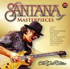 Santana - Masterpieces - Gold Edition (2 Cd)
