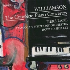 Williamson - Piano Concertos