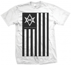 BMTH Antivist Mens White T Shirt - T-shirt