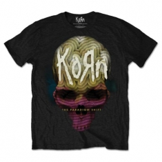 Korn Death Dream Mens Black T Shirt