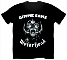 Motorhead Gimme Some Mens T Shirt