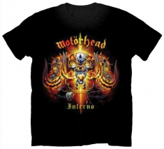 Motorhead Inferno Mens T Shirt