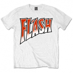 R: Queen Flash Gordon Mens White T Shirt