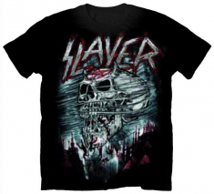 Slayer Demon Storm Mens T Shirt: