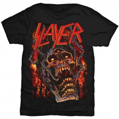 Slayer Meathooks Mens Blk TS