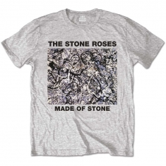 Stone Roses Made Of Stone Mens Grey TS