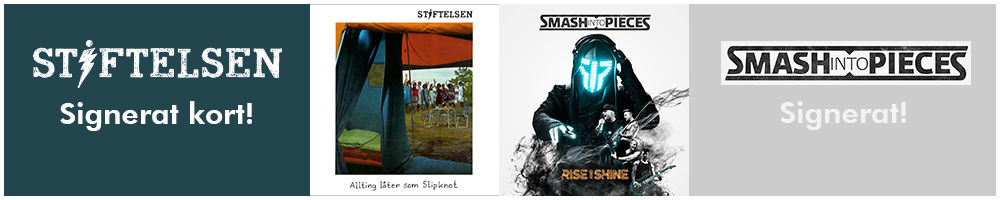 Stiftelsen Smash into pieces