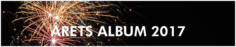 Årets album 2017
